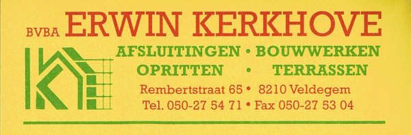 Erwin Kerkhove