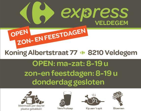 Carrefour Express Veldegem