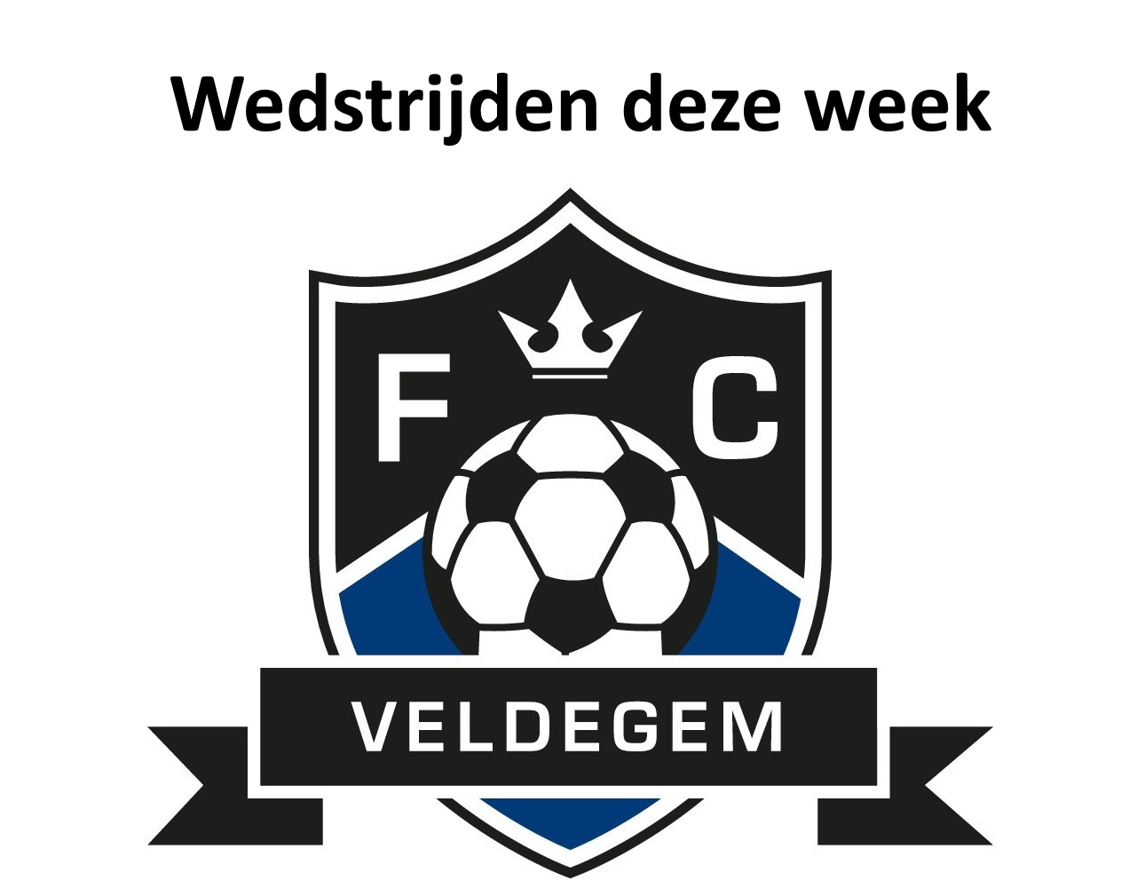 Wedstrijden FC Veldegem