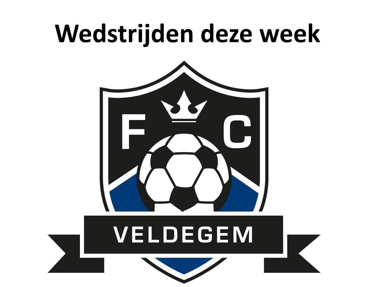 Wedstrijden FC Veldegem