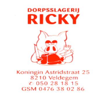 Dorpslagerij Ricky