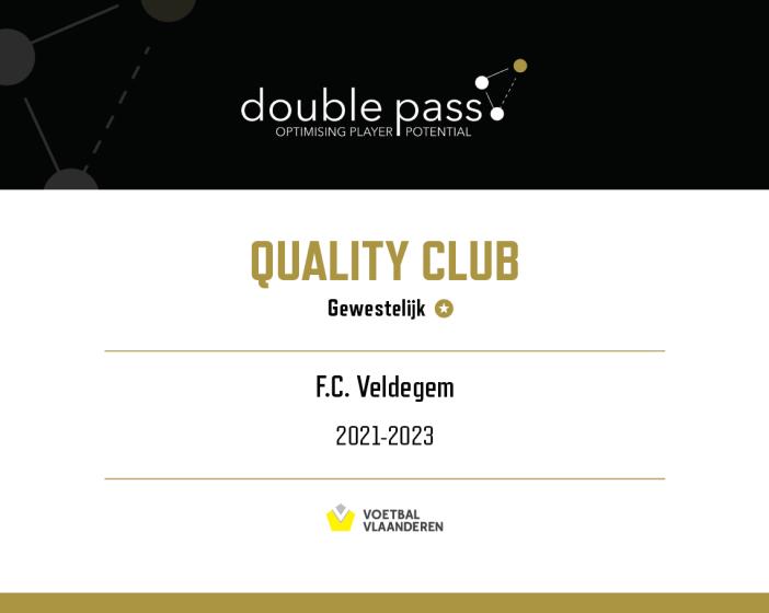 DoublePassQualityClub